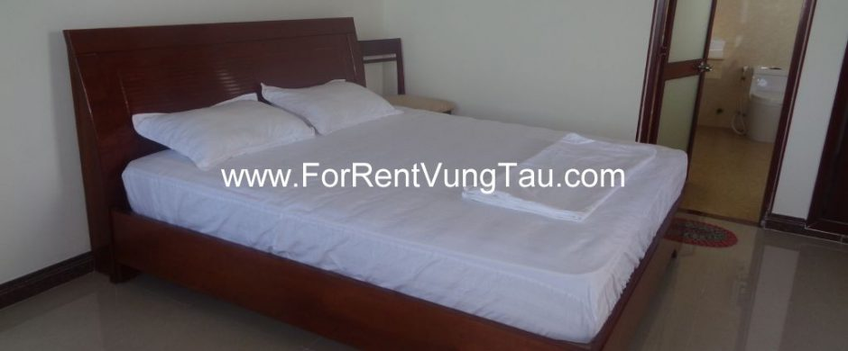 SEAVIEW 3 BEDROOMS APARTMENT FOR RENT IN VUNG TAU, BACK BEACH AREA B178
